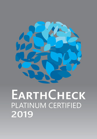 EarthCheck - Platinum Certified 2019