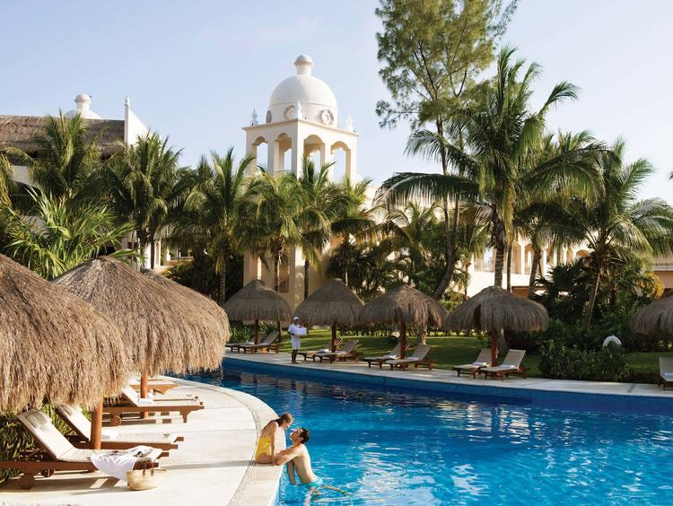 Excellence Riviera Cancun All Inclusive Resort Pool