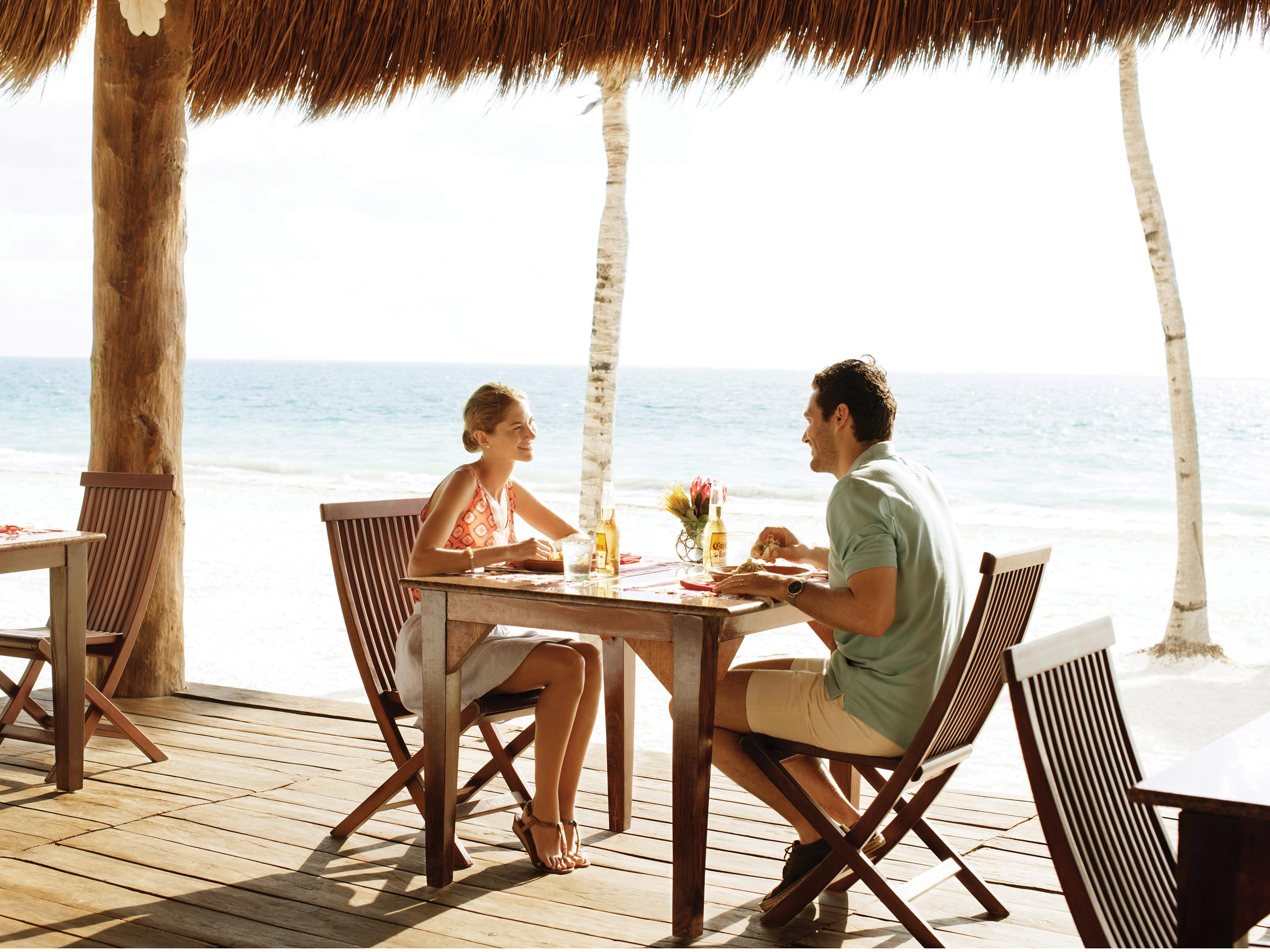 Best Restaurants in the Riviera Maya on the Beach