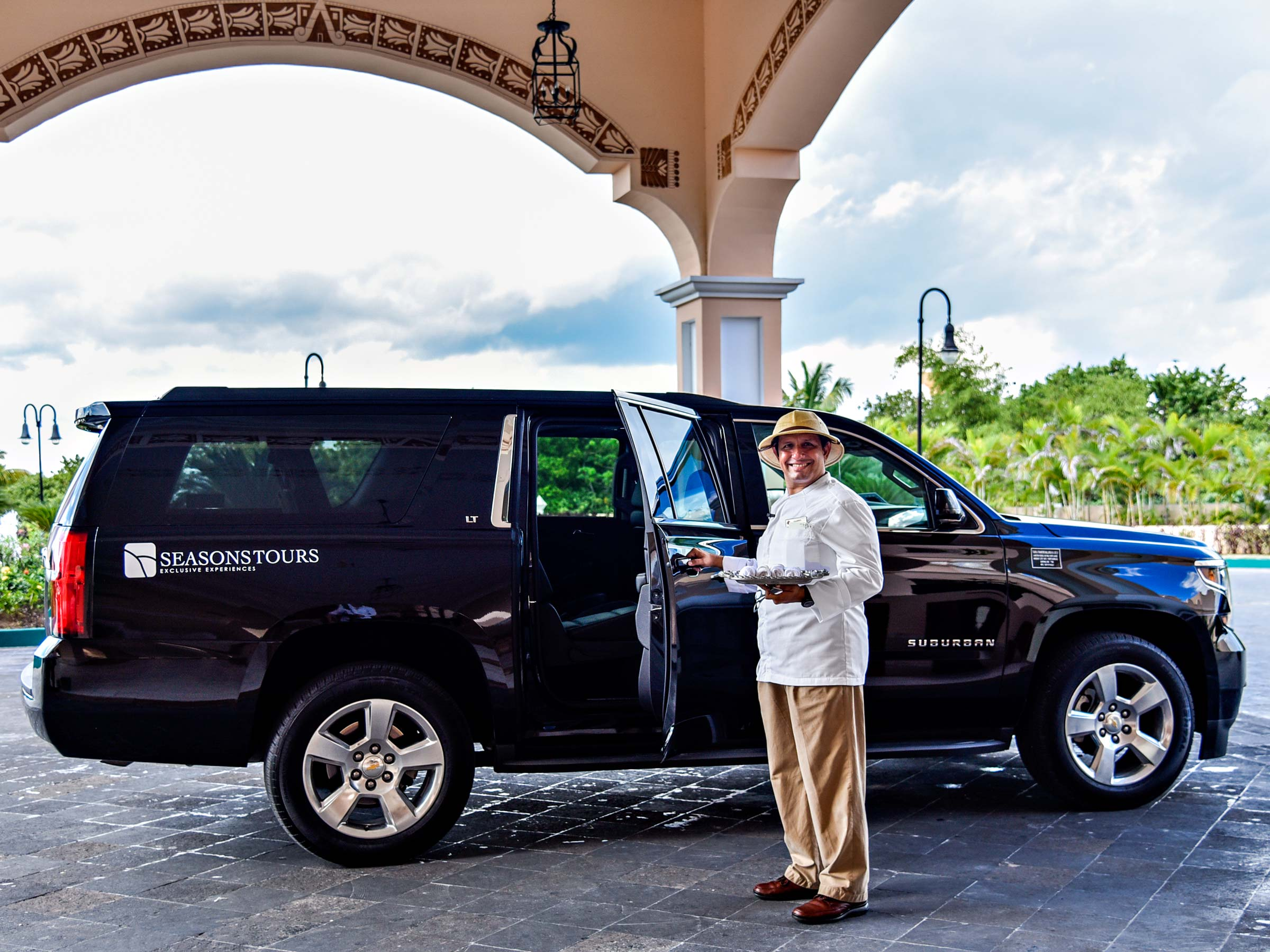 Excellence Riviera Cancun Airport Transportation
